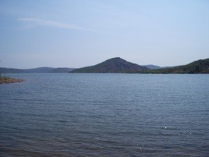 65 le lac de Salagou
